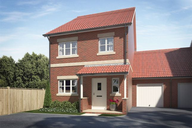 Thumbnail Semi-detached house for sale in Plot 17 Elmhurst Gardens, Trowbridge, Wiltshire