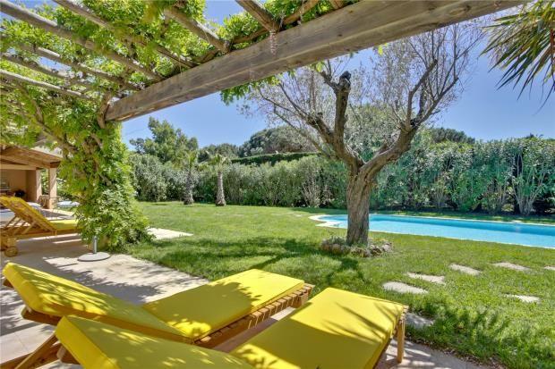 Villa With Pool of Saint-Tropez, Var Coast, French Riviera, 83990