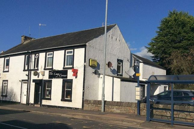 Thumbnail Pub/bar for sale in Pathfoot, Kilwinning
