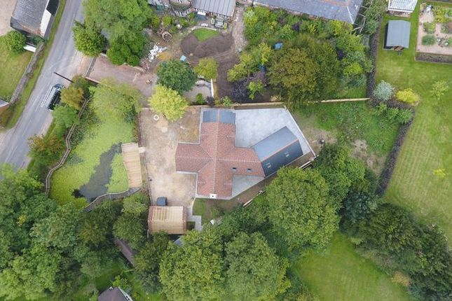 Aerial 1 of Chishill Road, Heydon, Royston SG8