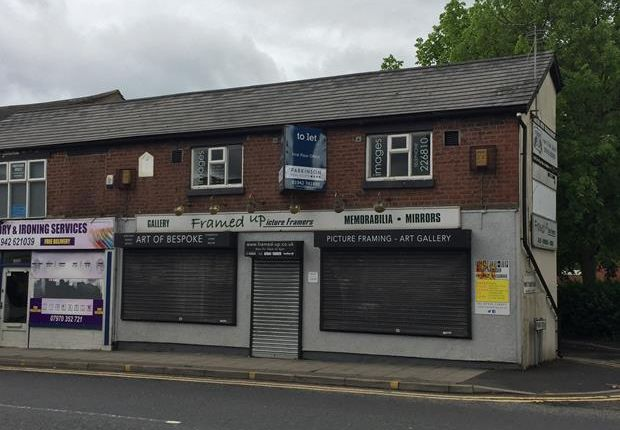 Office to let in First Floor, Ormskirk Road, Pemberton, Wigan