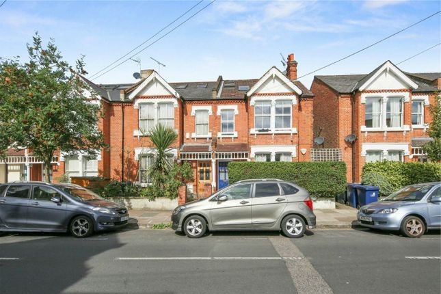 Thumbnail Flat for sale in St. Albans Avenue, London