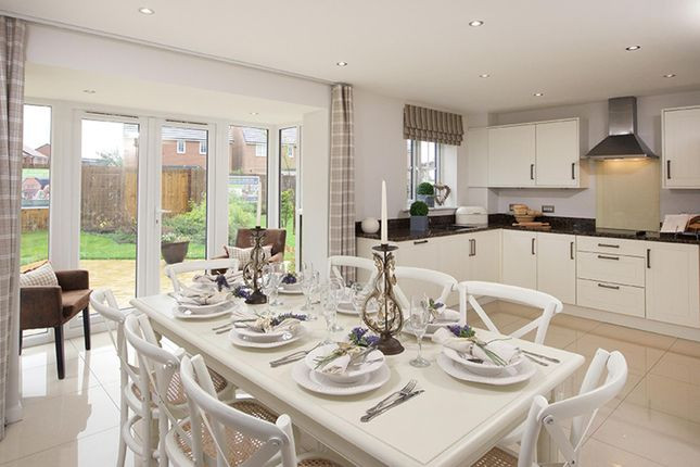 """Thumbnail Detached house for sale in """"Guisboro 1"""" at Park Hall Road, Mansfield Woodhouse, Mansfield"""
