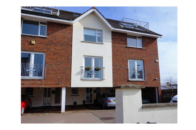 Thumbnail Town house for sale in Clifton Gate, Bangor