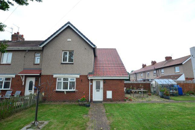 Thumbnail Semi-detached house for sale in Grindon Avenue, South Hylton, Sunderland