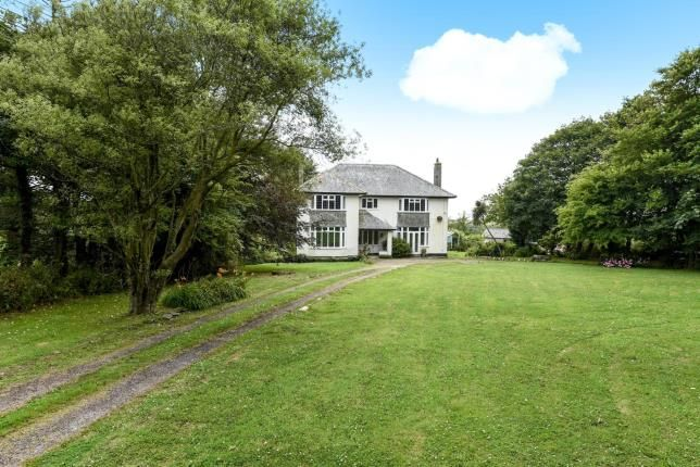 5 bed detached house for sale in St. Merryn, Padstow, Cornwall