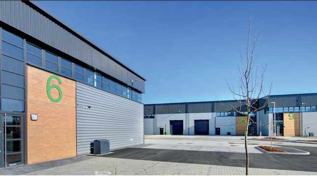 Thumbnail Industrial to let in Ten Acre Lane, Egham
