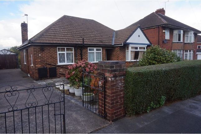 Thumbnail Bungalow for sale in Grove Road, Brampton, Rotherham