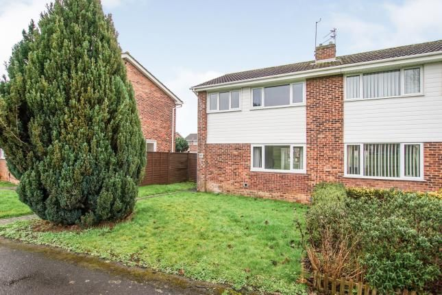 Front of Rectory Close, Yate, Bristol, South Gloucestershire BS37