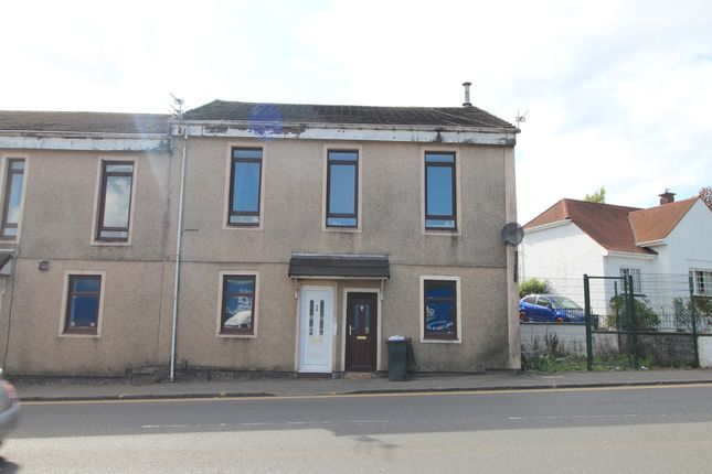 Thumbnail Flat to rent in Locks Street, Coatbridge, North Lanarkshire