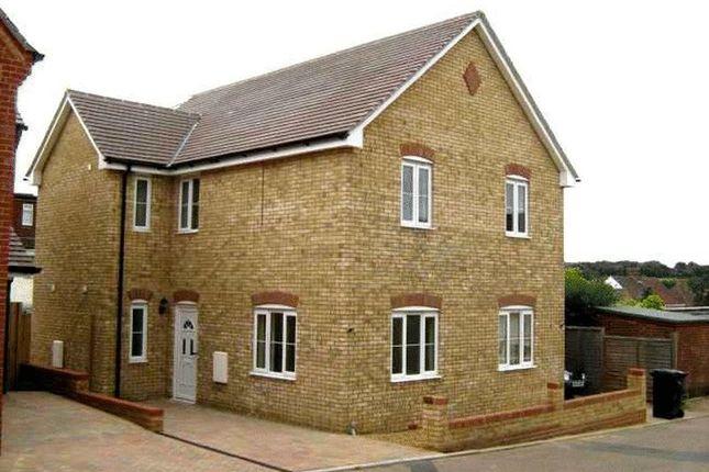 Thumbnail Semi-detached house to rent in Dowling Court, Hemel Hempstead