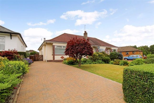 Thumbnail Semi-detached bungalow for sale in Stonefield Avenue, Paisley