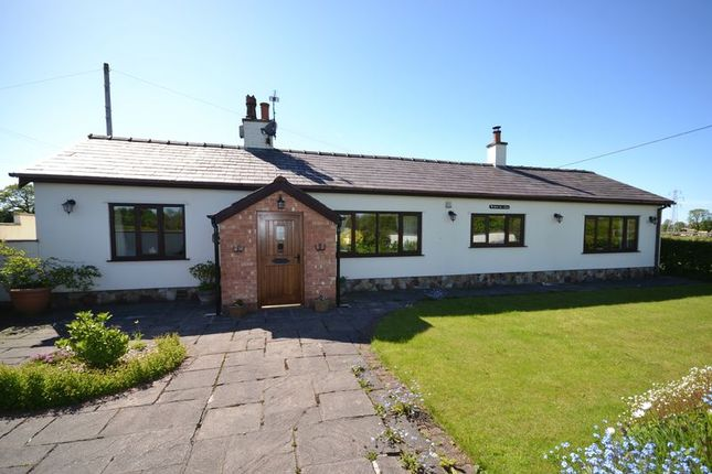 Thumbnail Detached bungalow for sale in Whittle Bar Cottage, Preston Road, Charnock Richard