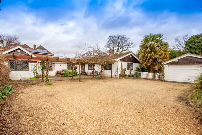Thumbnail Bungalow for sale in Rectory Road, Wokingham, Berkshire