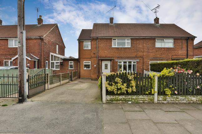 Front of Beech Tree Avenue, Mansfield Woodhouse, Mansfield, Nottinghamshire NG19