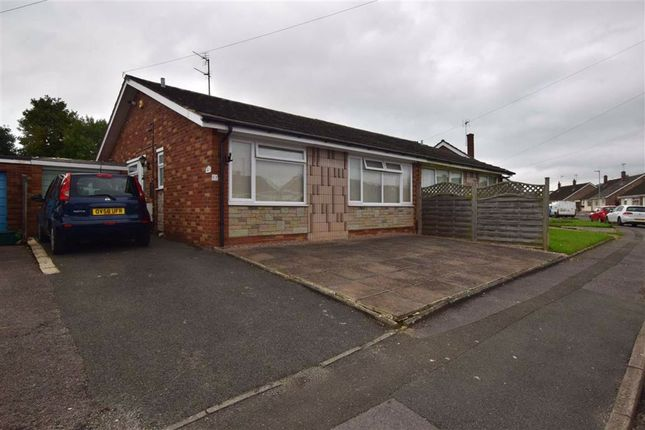 Thumbnail Bungalow for sale in Pitt Mill Gardens, Hucclecote, Gloucester