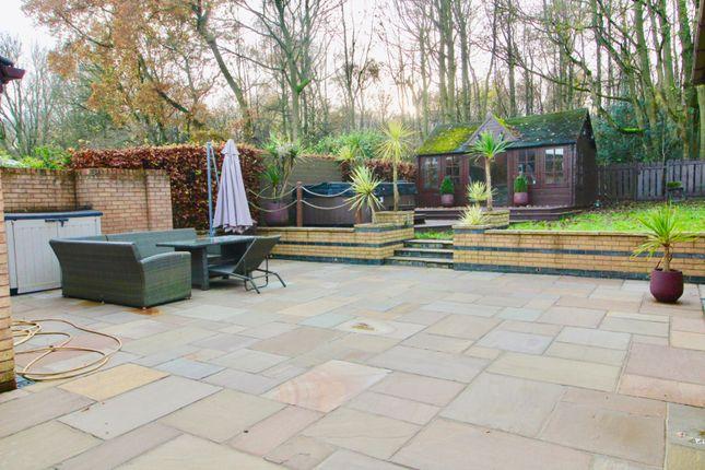 Rear Garden of The Grange, Newton Aycliffe DL5