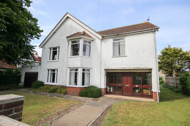 Thumbnail Detached house for sale in Osborne Avenue, Great Yarmouth