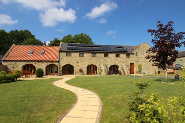 Thumbnail Farmhouse for sale in Whittingham, Alnwick