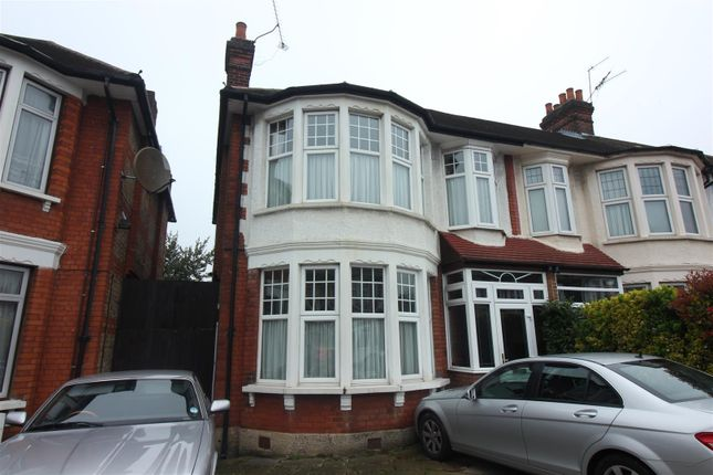 Thumbnail Semi Detached House For Sale In Berkshire Gardens, London