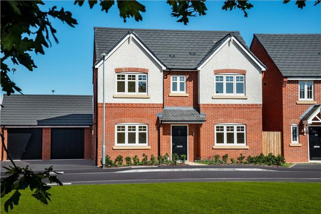"Thumbnail Detached house for sale in ""Wheatcroft"" at Aldbury Close, Stafford"