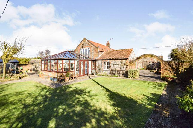 Thumbnail Barn conversion for sale in Walcott, Norwich, Norfolk