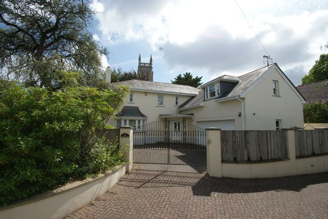 Detached house for sale in Trumlands Road, Torquay