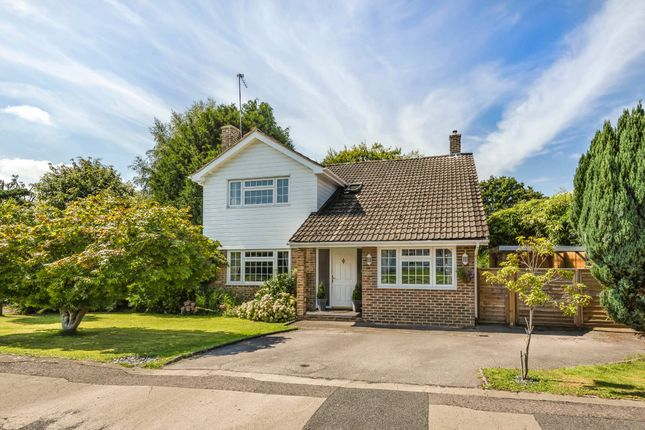 Thumbnail Detached house for sale in Shortsfield Close, Horsham