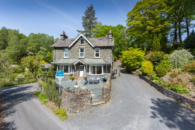 Thumbnail Detached house for sale in Waterbarrow, Cunsey