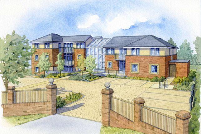 Thumbnail Flat for sale in Apartment 5, Petticoat Lane, Bury St Edmunds
