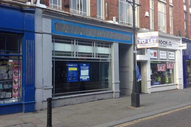 Thumbnail Retail premises to let in 11, Scot Lane, Doncaster, Doncaster