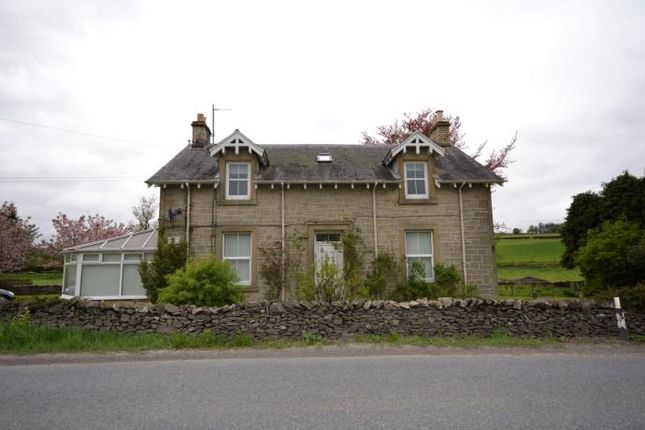 Thumbnail 3 bed detached house to rent in Deanbrae House, Hawick