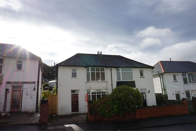 Thumbnail Semi-detached house to rent in Beechwood Avenue, Neath, West Glamorgan