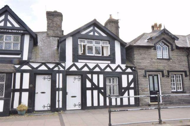 Thumbnail Cottage for sale in 104, Maengwyn Street, Machynlleth, Powys