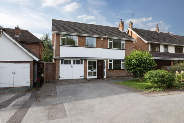 Thumbnail Detached house to rent in Manor Road, Kenilworth