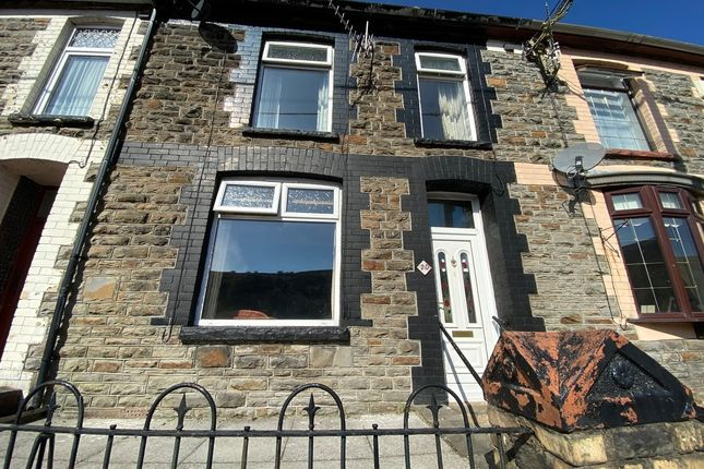 3 bed terraced house for sale in Gynor Place Ynyshir -, Porth CF39