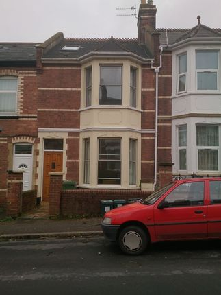 Thumbnail Terraced house to rent in St. Annes Road, Exeter