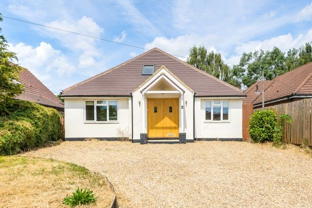 Thumbnail Detached house to rent in High Street, Oakley