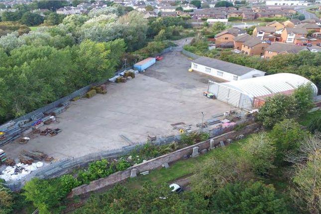 Thumbnail Industrial for sale in Site, Bothwellpark Road, Bellshill