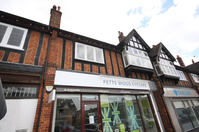 3 bed maisonette to rent in Station Square, Petts Wood, Orpington BR5