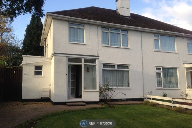 3 bed semi-detached house to rent in Solihull, Solihull B90