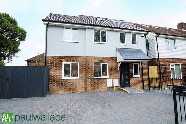 Thumbnail Detached house for sale in Hargreaves Avenue, Cheshunt, Waltham Cross