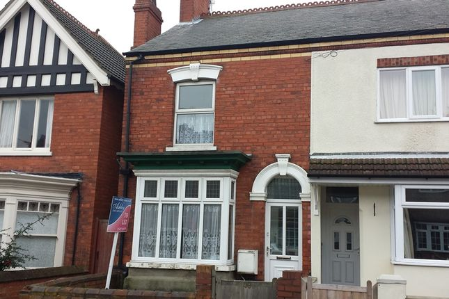 Thumbnail Terraced house to rent in Oxford Street, Cleethorpes