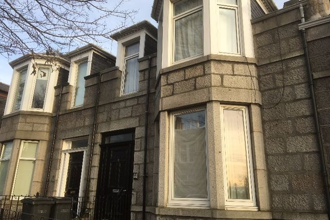 Thumbnail Flat to rent in Sunnyside Road, Old Aberdeen, Aberdeen
