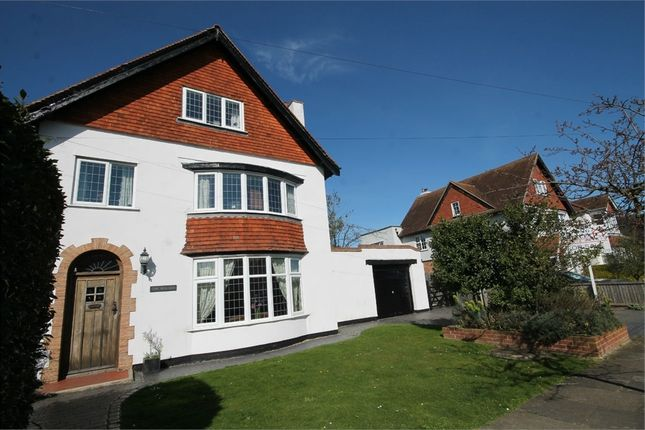 Thumbnail Detached house for sale in Glebe Way, Frinton-On-Sea