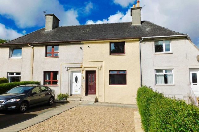 Thumbnail Terraced house for sale in Dukes Road, Cambuslang, Glasgow