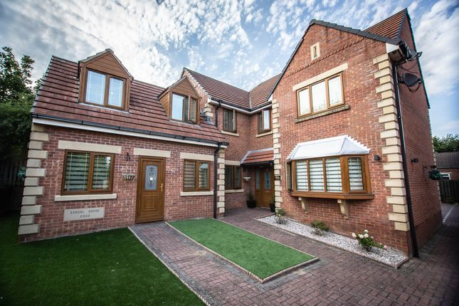 Thumbnail Detached house for sale in 3 Sandal Court, Rotherham