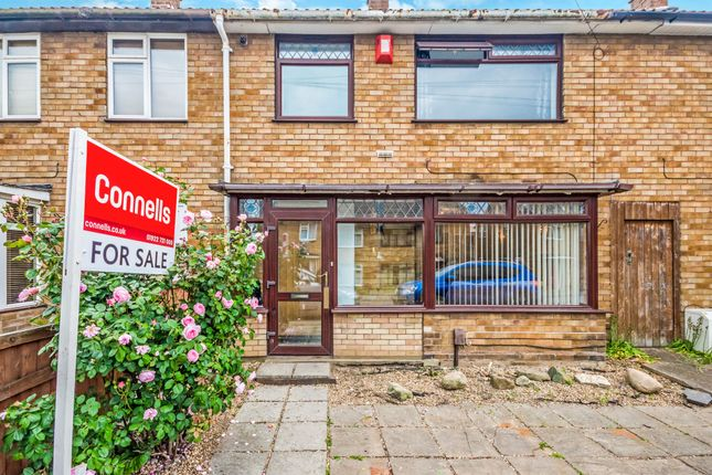 Thumbnail Terraced house for sale in Friary Crescent, Rushall, Walsall