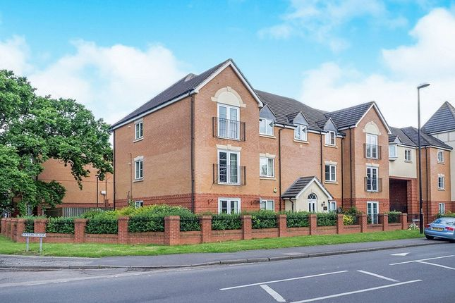 Thumbnail Flat for sale in Bewick Croft, Coventry