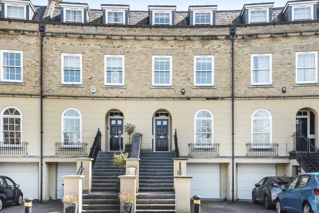 Thumbnail Town house for sale in Cadugan Place, Reading
